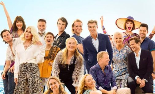 'Mamma Mia: Here We Go Again!' has no right to be any good, but it is.