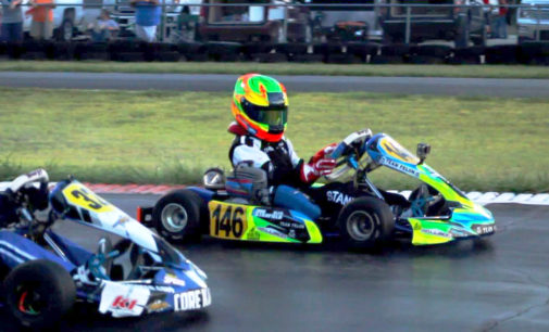 Denton-based go-kart track brings the heat with summer race series