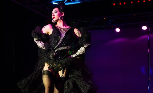 We Denton Drag It event concludes Pride Month glitter, fundraising
