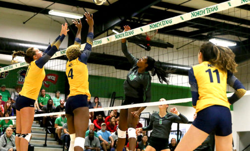 Volleyball looking to win back-to-back conference championships