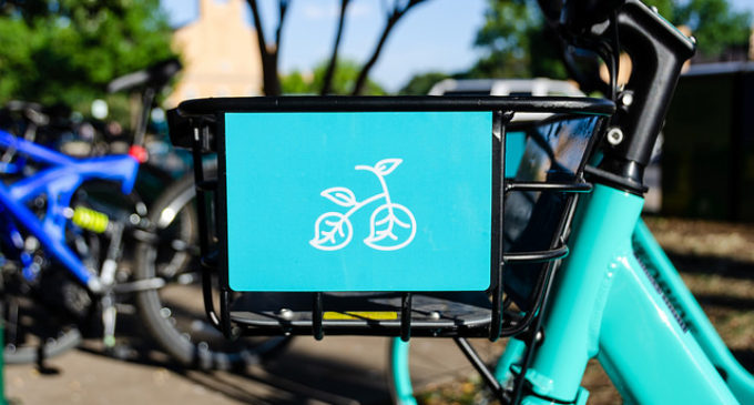 Bike-share program offers UNT community 15-minute rides for 50 cents