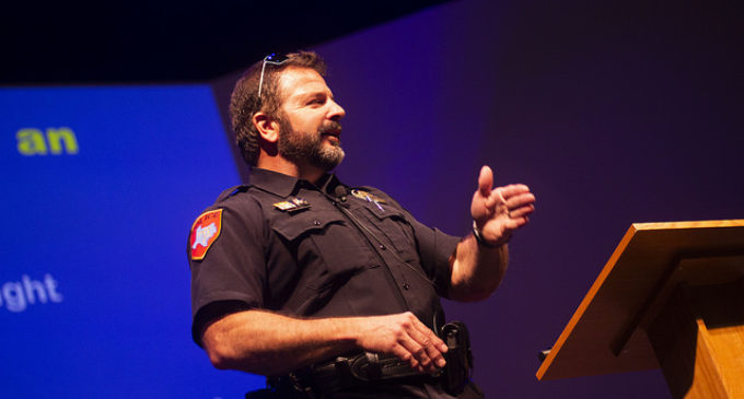 Denton police hold active shooter training for local churches, residents