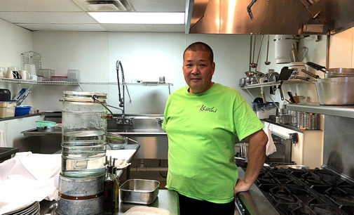 Longtime restaurant Keiichi rolls together Japanese, Italian cuisine