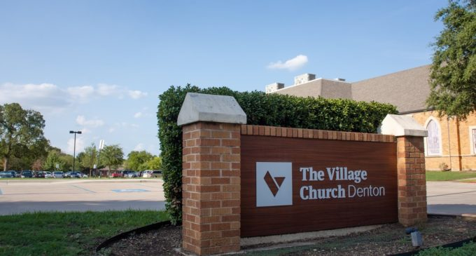 The Village Church of Denton plans to sell parking passes this fall