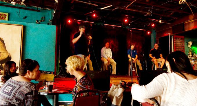 Denton medical marijuana forum had high attendance