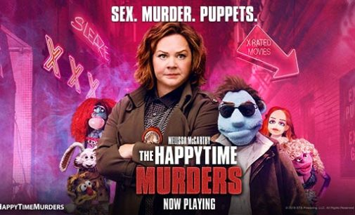 'The Happytime Murders' is failed potential