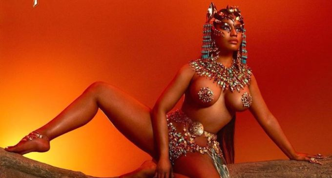 Nicki Minaj continues her incredible reign with her fourth album 'Queen'