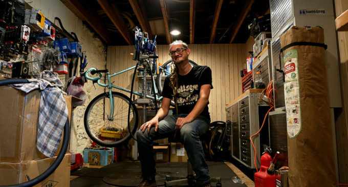 Bullseye Bike Shop shifts gears with new shop, same mission