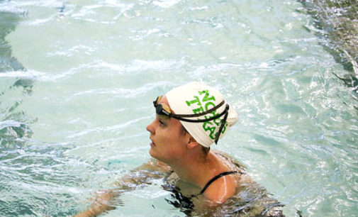 South African swimmer, Olympic hopeful, set to make a splash at UNT
