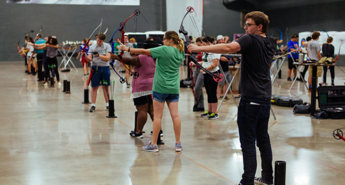 UNT archery club increases campus involvement and membership