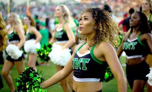 Road to the game: A look into the lives of the North Texas Dancers