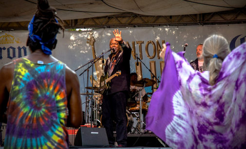 Denton Blues Festival trumpets another year of celebration