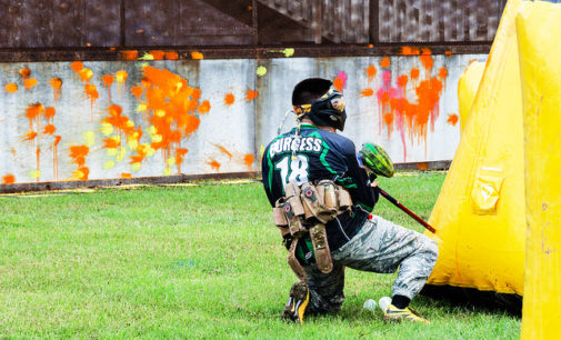 UNT paintball team hits the ground running with new team, players