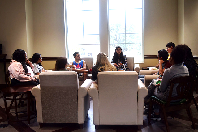 New competitive health organization forms on campus