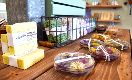 Salted Sanctuary Soap raises the bar with new store