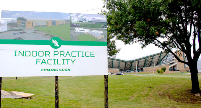$12 million soccer and track facility to be completed by January