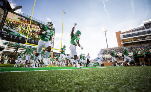 Mean Green dominates rival SMU Mustangs, starts the season off with a statement