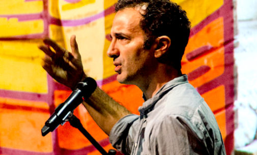 Radiolab creator Jad Abumrad speaks on innovative storytelling at UNT