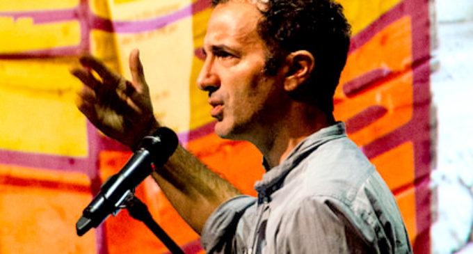 Radiolab creator Jad Abumrad speaks on innovative storytelling at UNT