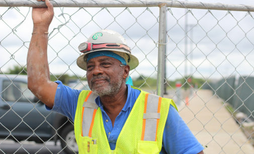 Faces of campus construction: the people and passion under the hard hats