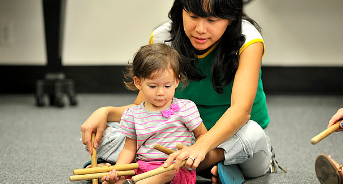 Deadline approaching to enroll in Early Childhood Music Program sessions
