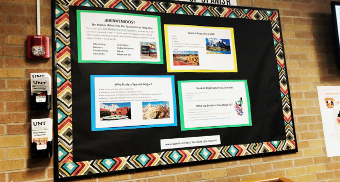 UNT's Hispanic Heritage Month activities encourage the celebration of culture, language