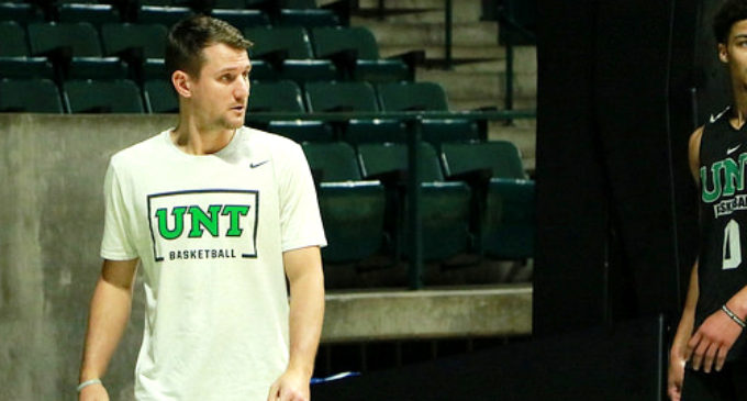 Matt Braeuer joins North Texas men's basketball staff as assistant coach