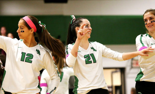 Palileo puts finishing touches on volleyball roster with first international transfer since 2007