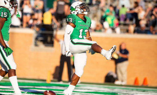 Torrey, defense shine in Homecoming victory over Rice