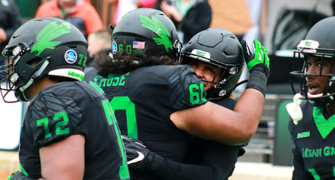 North Texas' defense showed dominance in win over Southern Miss