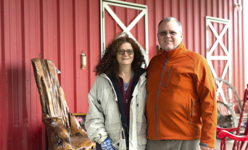 Aunt Sue's Barn harvests land with sustainable practice