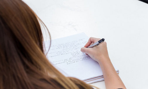 Students with dyslexia overcome daily challenges in college