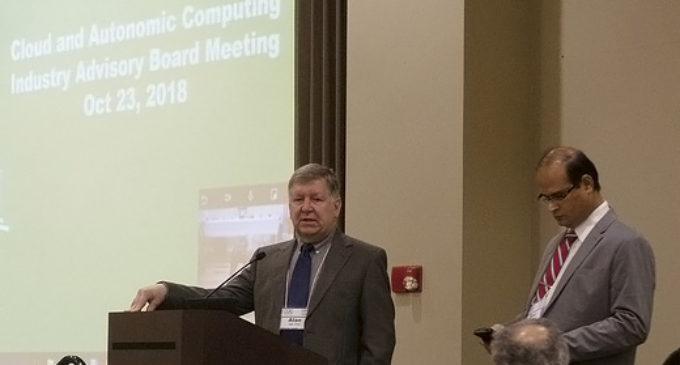 UNT approved to become affiliate site of the Center for Cloud and Autonomic Computing