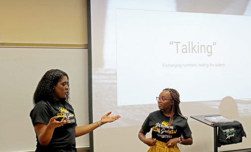 Women of Gold shines a light for students looking for community