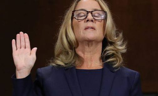 Kavanaugh trial epitomizes vast discrepancy in how men and women live