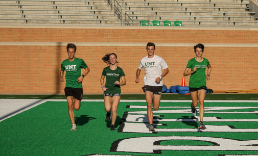 North Texas cross country team competes for C-USA championship