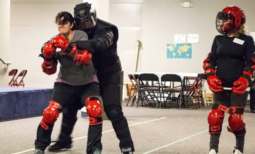 Woman's Empowerment Program teaches awareness, self-defense