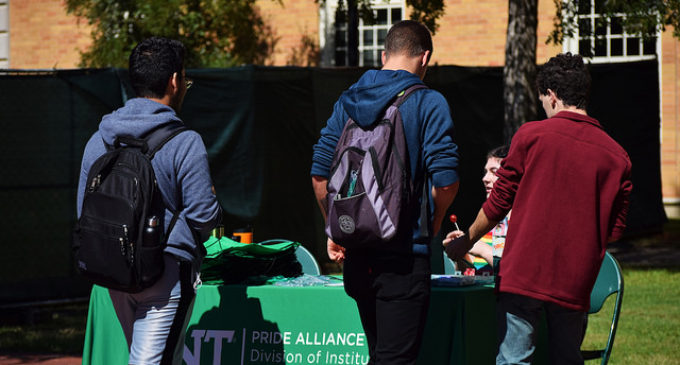 UNT, Pride Alliance work to provide inclusion for transgender students