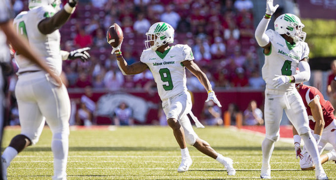 North Texas defense takes major steps forward this year