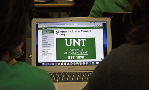 First ever campus-wide inclusion climate survey to open next week to UNT students, staff, faculty and administrators