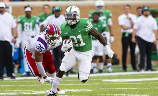 Football battles for Texas, redemption