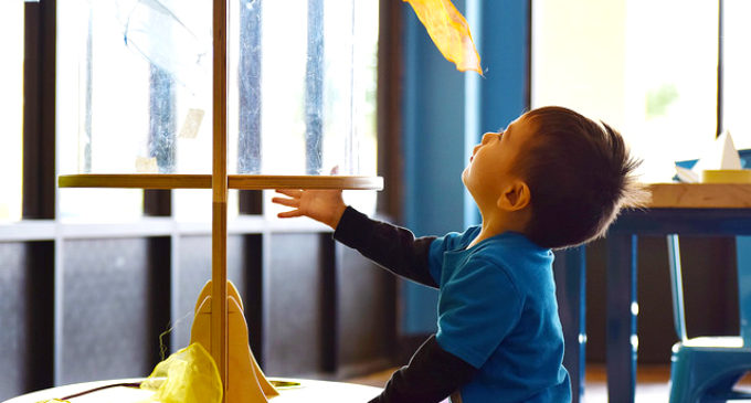 Denton's first children's museum creates space for imagination and play