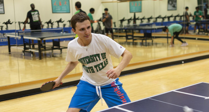 Now serving: An Inside look at Table Tennis Club