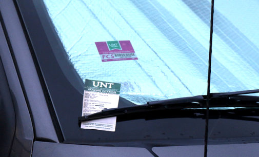 UNT adds more warnings, a 48-hour grace period for multiple parking violations