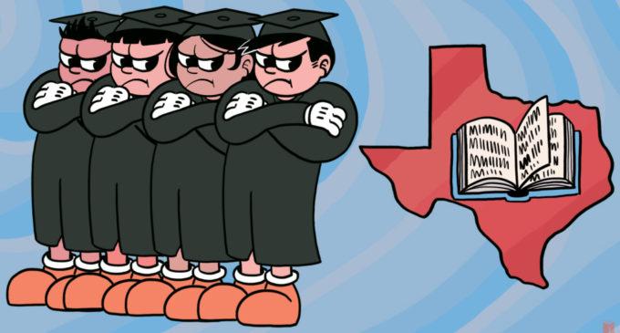 Texas School Board curriculum cuts hurt America's future again