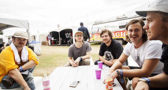 Duncan Fellows makes Austin City Limits debut with indie-rock sound