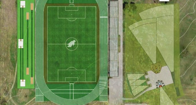 Athletic complex to see expansion