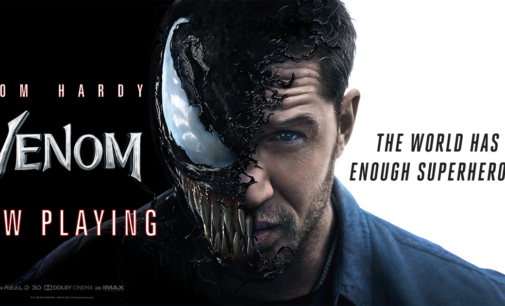 First look: 'Venom' is an entertaining mess