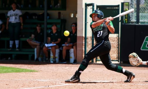 Mean Green softball wraps up first fall season under DeLong