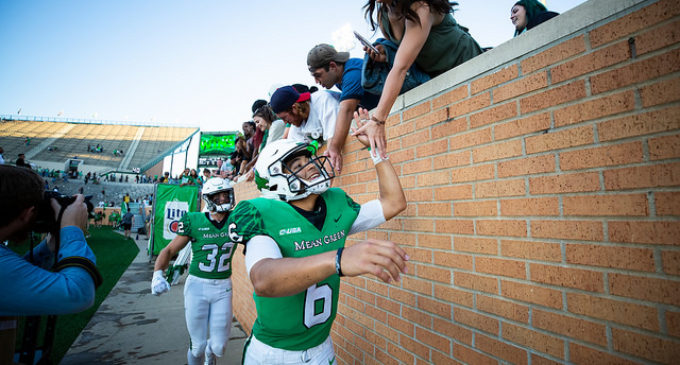 North Texas poised for first win at the Alamo Dome